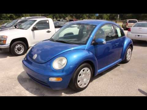 2003 Volkswagen Beetle | For Sale Review - Charleston, SC - CharlestonCarVideos