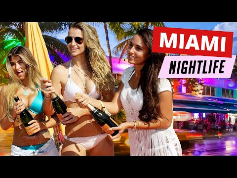 Miami Nightlife in Florida