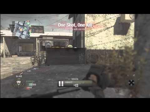 Black Ops Sniper II السنة التحضيرية