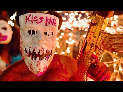 Thumbnail: THE PURGE 3 - ELECTION YEAR | Trailer & Filmclips deutsch german [HD]