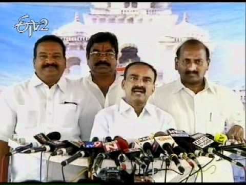 TRS accuses govt for not keeping assurances