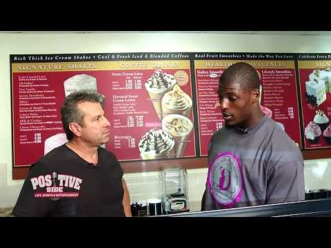 AZ Cardinals Safety Adrian WIlson on the Positive Side of Sports & Entertainment www.PositiveSide.tv
