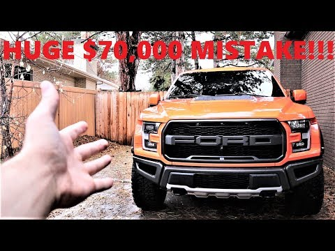 5 Things I Hate About My 2020 Ford Raptor...
