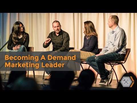 Are You A Future VP?: Becoming A Demand Marketing Leader