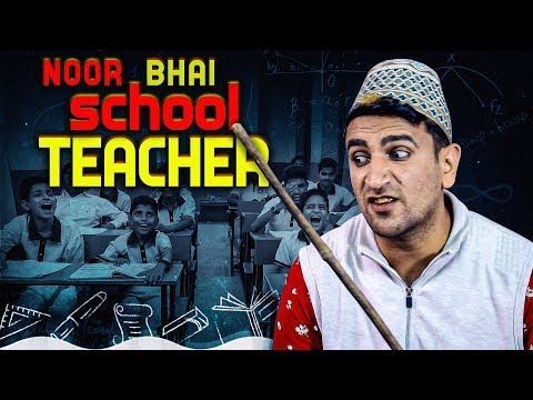 Noor Bhai School Teacher || Hyderabadi Comedy || Shehbaaz Khan Comedy