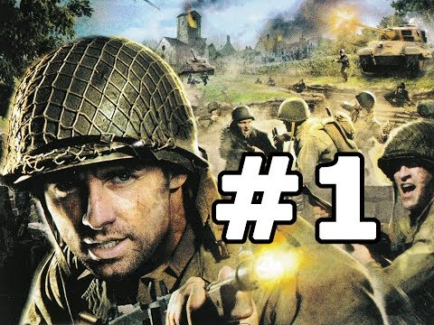 Call of Duty 3 Walkthrough Part 1 - No Commentary Playthrough (PS3/Xbox 360/PS2)