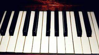 Собачий 🐕 вальс на пианино обучение для новичков 🎹