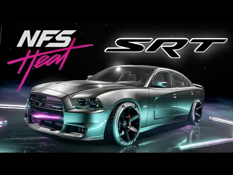 NOVO DODGE CHARGER SRT8 HEMI in Need For Speed: Heat - Tunagem MOD!! |