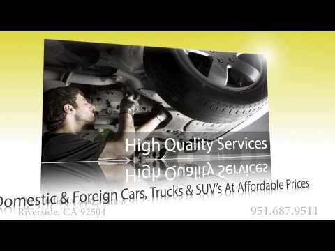 Auto Repair Shop in Riverside CA | Advanced Import Auto Repair, Inc