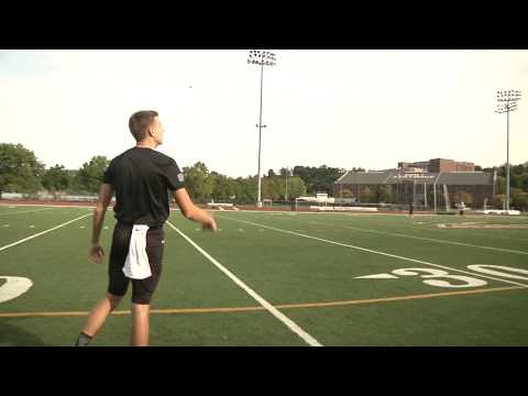 Knight School: How to punt a football