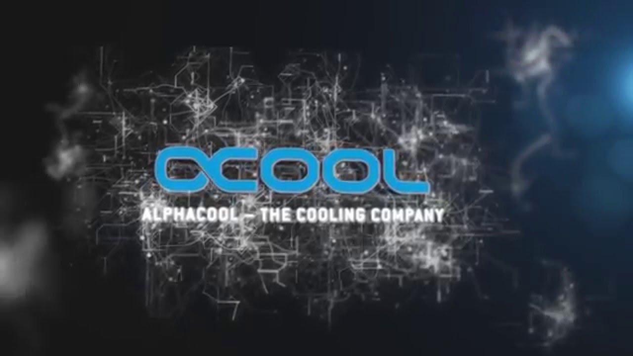 Alphacool 14229 NexXxoS ST30 Full Copper X-Flow 240mm Radiator Water Cooling Radiators