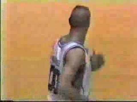 1993-94 UNC BASKETBALL HIGHLIGHTS