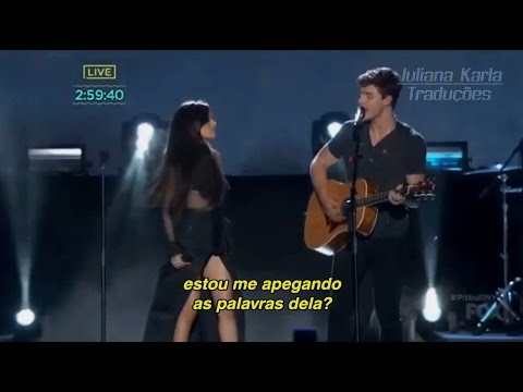 Shawn Mendes & Camila Cabello - I Know What You Did Last Summer (Tradução)