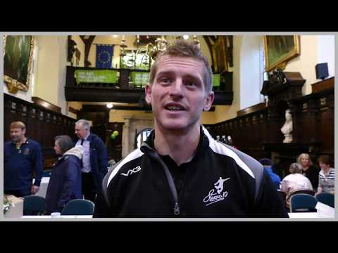 Steeno's Testimonial Coffee Morning with Exeter Chiefs Cookie Club 2017