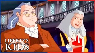 Liberty's Kids 101 - The Boston Tea Party (Pilot, Part I)