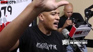 Rhythm D Talks Eazy E & NWA #StraightOuttaCompton Edition