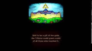 A Link Between Worlds Intro HD