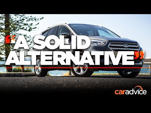 2017 Ford Escape Trend diesel AWD review | CarAdvice - Dauer: 4 Minuten, 59 Sekunden