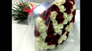 видео Заказать цветы на юбилей с доставкой