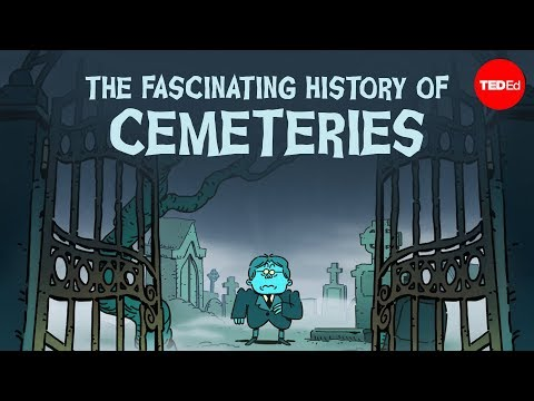 Video image: The fascinating history of cemeteries - Keith Eggener