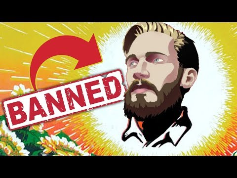 Pewdiepie Is BANNED in China