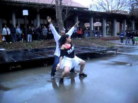Sacramento City College-Gyptian-Hold Yuh La La & Brandan