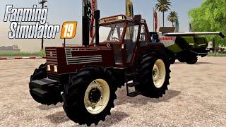 #6 - COMPRO IL NUOVO FIAT AGRI 180-90 w/Robymel81 - RUSTIC ACRES - FARMING SIMULATOR 19 ITA 4K