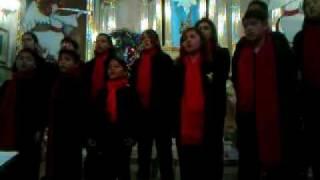villancicos coro Pippo Buonno oratorio san felipe Neri Leon Guanajuato