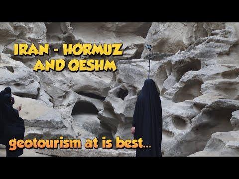 IRAN // HORMUZ // QESHM // GEOTOURISM AT IS BEST