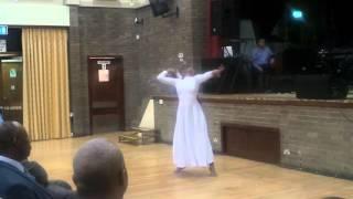 Praise Dance Grateful -Hezekiah Walker