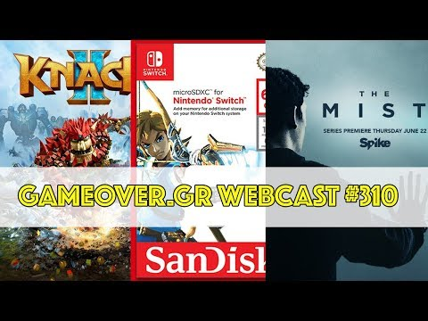 GameOver Webcast #310