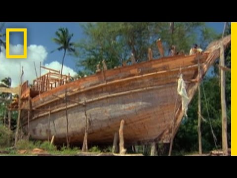 Ship Made without Nails is Mighty   National Geographic