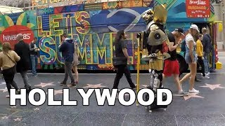 Hollywood Boulevard (Tourist Attraction)