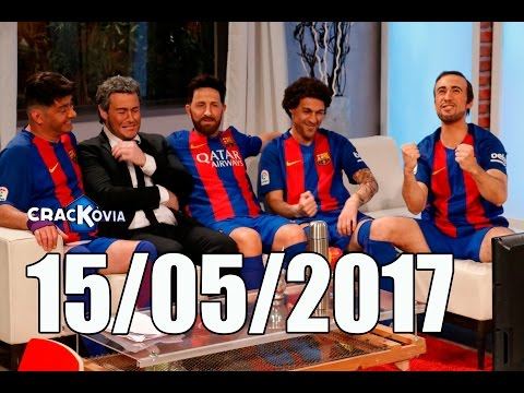 Crackòvia - Programa complet - 15/05/2017