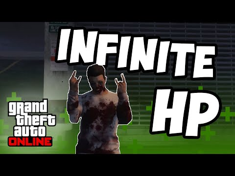 INFINITE HP/HEALTH CHEAT | GTA 5 Online | Cheat Engine | PC | Sub Indonesia