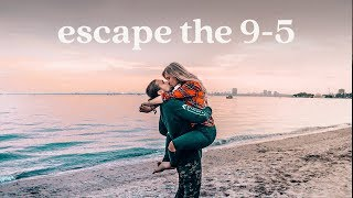 BE YOUR OWN BOSS! How we escaped the 9-5 ft. Chris Hau