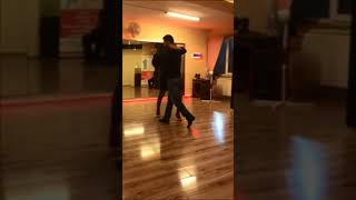 Ethem Solakoglu & Canan - Tango Lesson