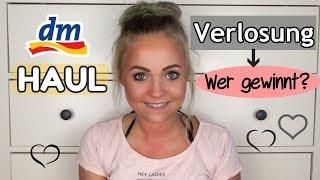 VERLOSUNG - Wer gewinnt? || dm HAUL | Blond_Beautyy