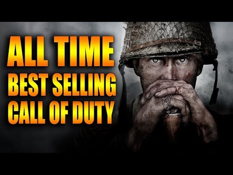 COD WW2 All-Time Best Selling Call of Duty? (ShopTalk)