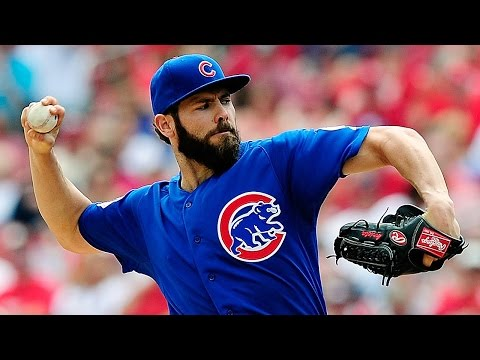 Jake Arrieta | 2015 Cubs Highlights ᴴᴰ