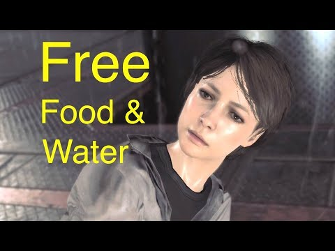 Metal Gear Survive: Free Food & Water (Automatic)