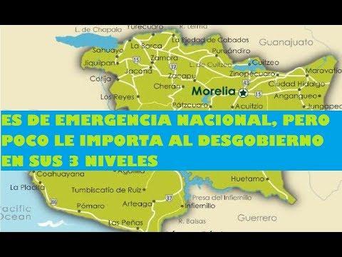 #Michoacán Existe Un Despoblamiento En Tierra Caliente Y En El Bajio, Menciona Especialista