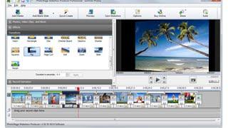 كيفية عمل فيديو بالصور مع اغنية على الكمبيوتر