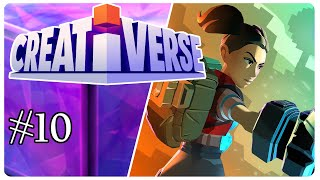 ⛏ Creativerse // Season 1 // #10 // [Deutsch/German] Let's Play Singleplayer 1080p
