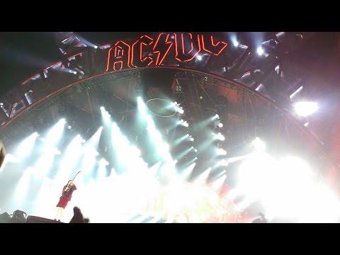 AC/DC y Vintage Trouble en el Estadi Olímpic Lluís Company 29/05/2015