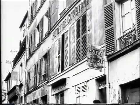 En remontant la rue Vilin 1992