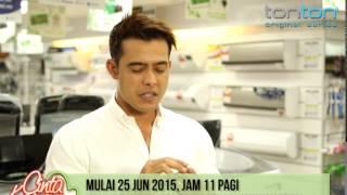 Video Cinta Karan Zul Ariffin dan Ayda Jebat Ep4 download MP3, 3GP, MP4, WEBM, AVI, FLV Juni 2018