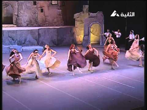 هاني حسن اوبرا زوربا Hany Hassan Perfom Zorba Ballet @ Cairo Opera Center