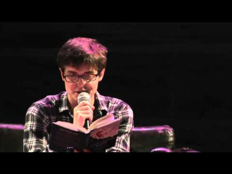 Simon Rich reads