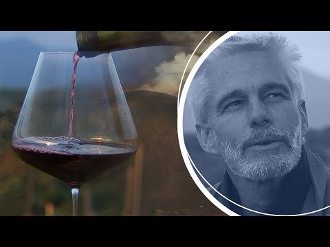 The winemaker growing grapes on the edge of a volcano | CNBC Profiles